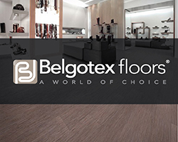 Right advert Belgotex carpets