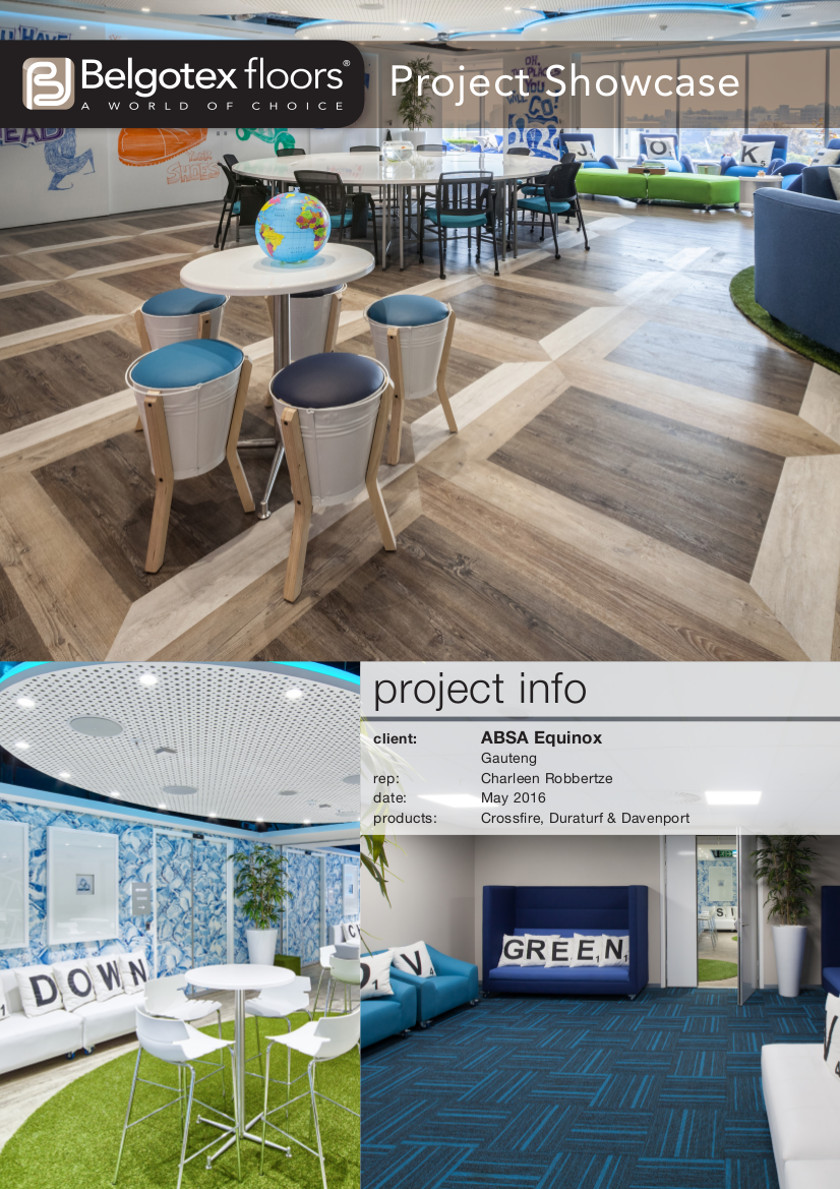 Project - ABSA Equinox