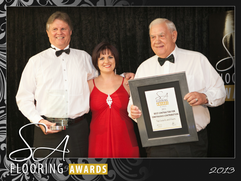 Flooring Awards Photo
