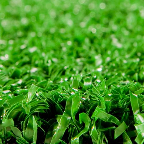 Oval: Summer Green